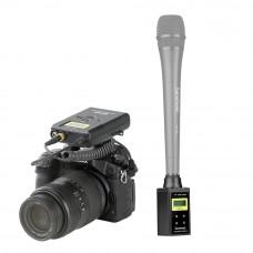 Беспроводная микрофонная система с XLR передатчиком - Saramonic UwMic15B